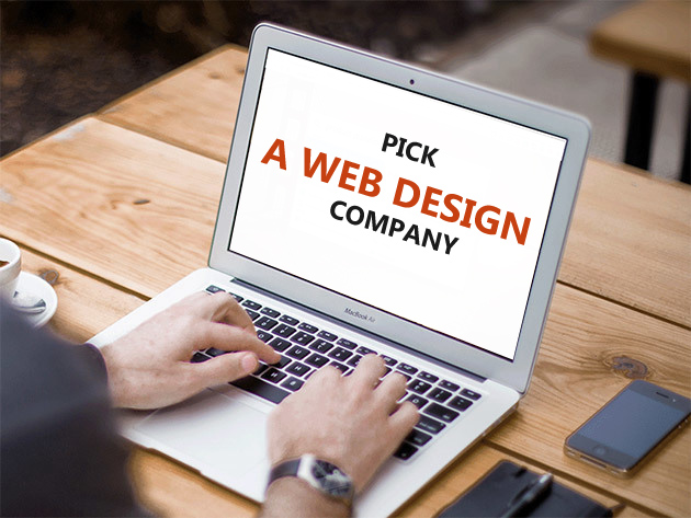 How to pick a web design company?