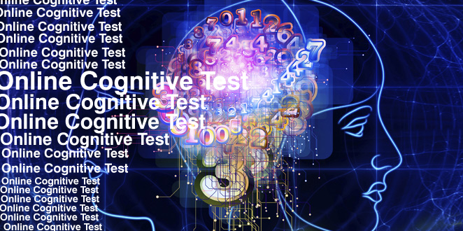 Proving Your Ability with Online Cognitive Test